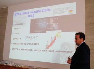 Cristoforo Brendas, Italy Powder Coating Sales Manager