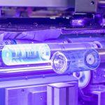 UV LED curing coatings